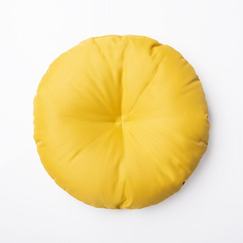 poduszka zolta