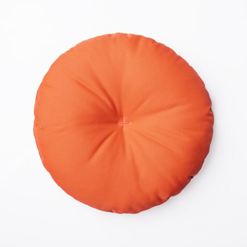 poduszka pomaranczowa