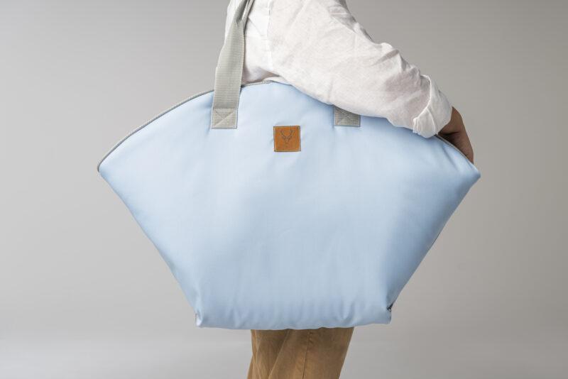 torba blekitna