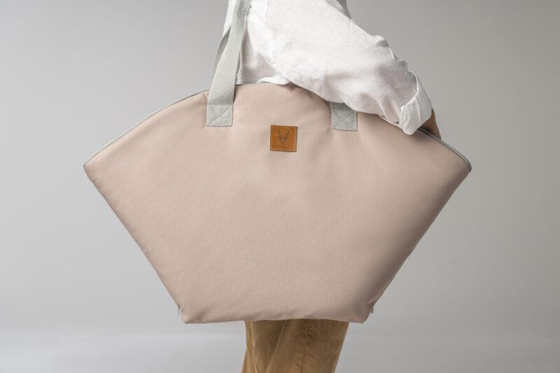 torba bezowa