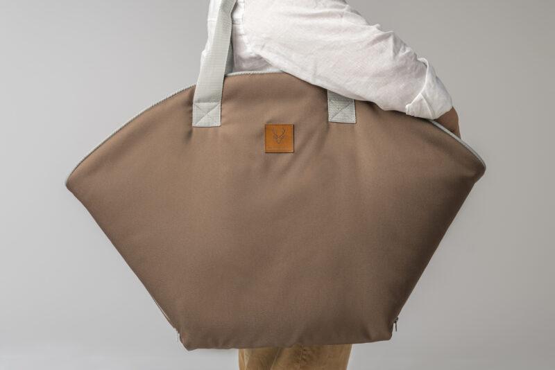 torba brazowa