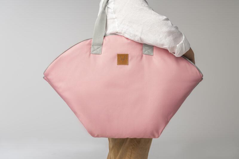 torba rozowa