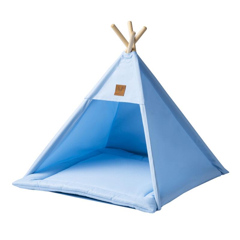 namiot blekitny