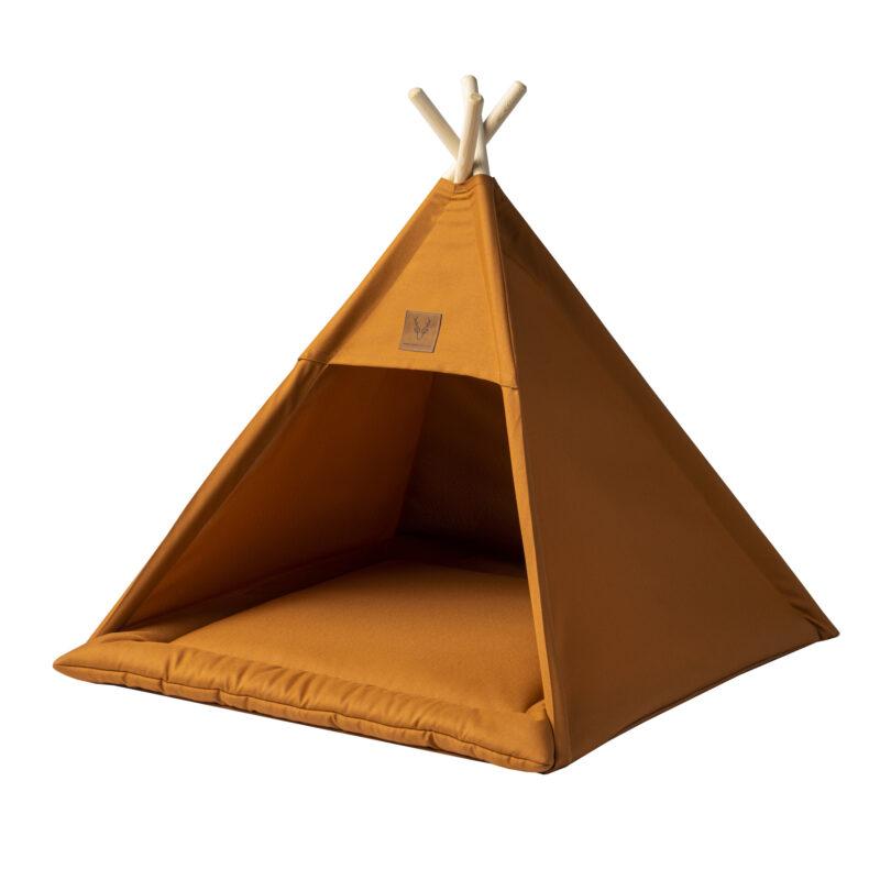 namiot miedziany