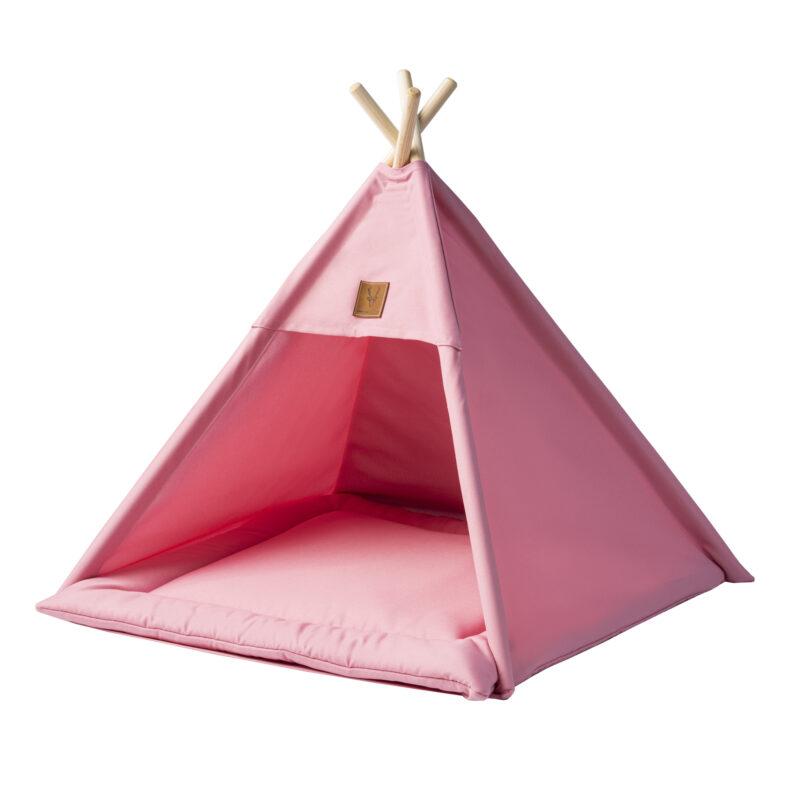 namiot rozowy