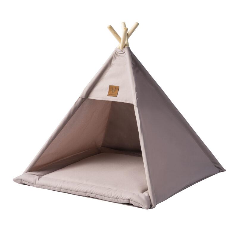 namiot bezowy